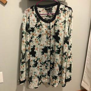Beautiful blouse, 3x, NWT, Liz Claiborne